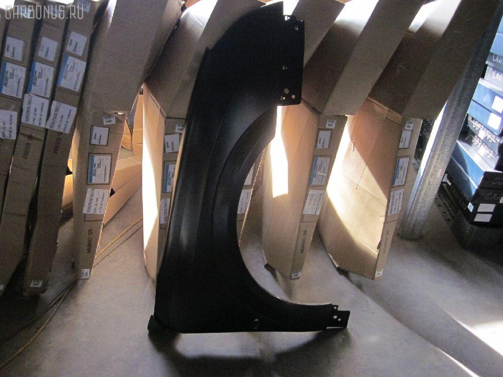 Крыло переднее OPEL VECTRA C Z02Z22. Фото 2