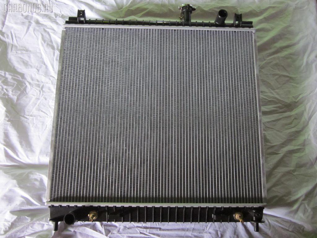 Радиатор ДВС INFINITI QX56 JA60 VK56DE. Фото 1