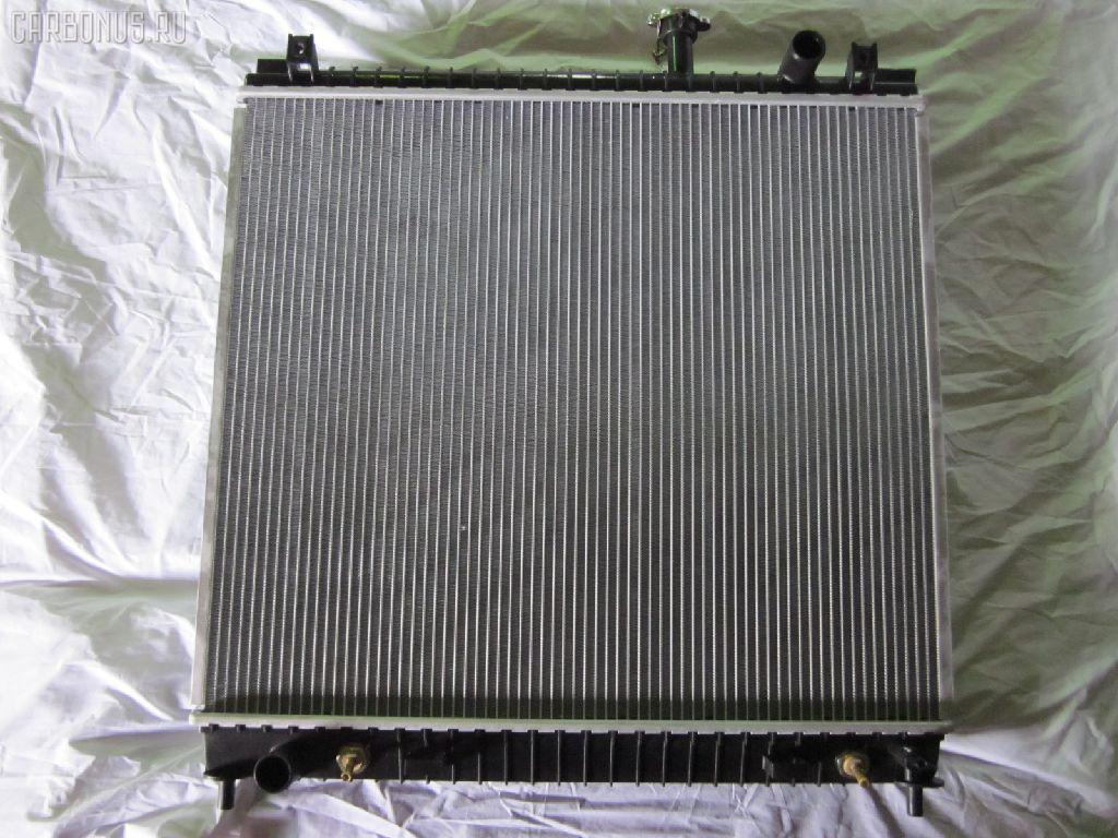 Радиатор ДВС INFINITI QX56 JA60 VK56DE. Фото 2