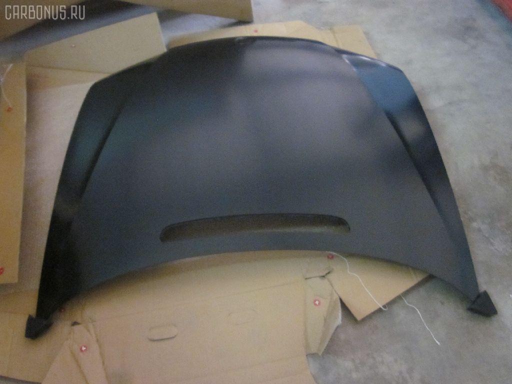 Капот BMW 3-SERIES E46. Фото 4