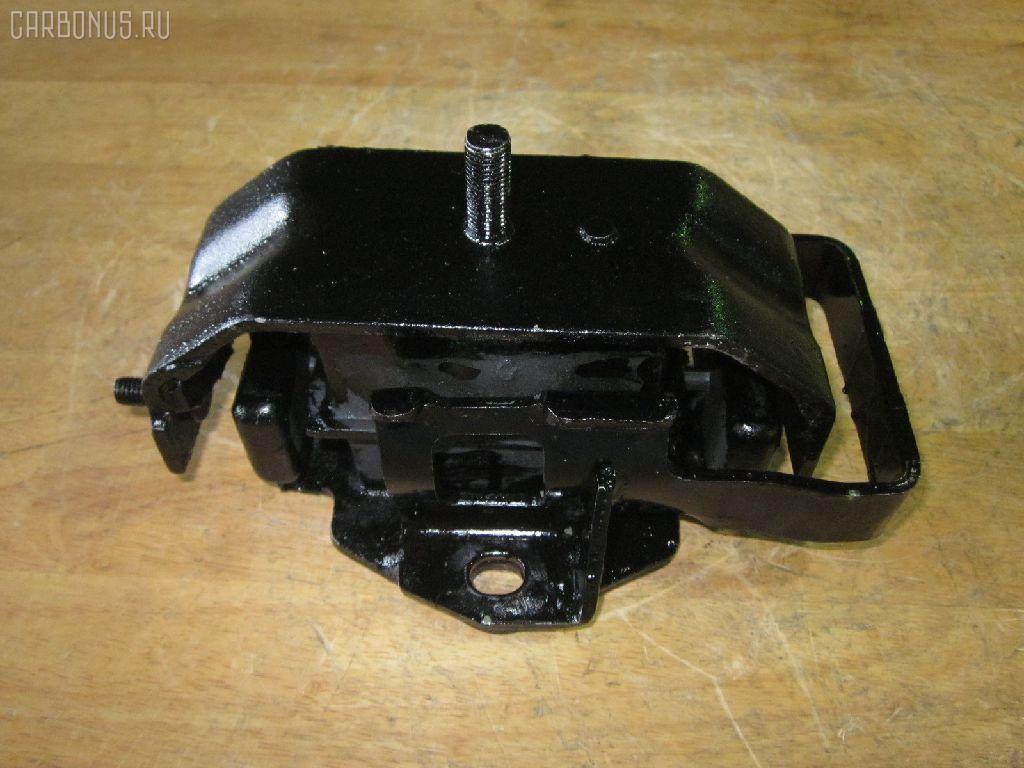 Подушка двигателя MITSUBISHI PAJERO V25W 6G74. Фото 1