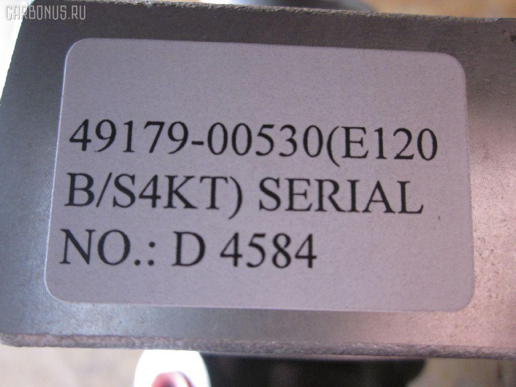 Турбина CATERPILLAR E120B E120B S4KT. Фото 3