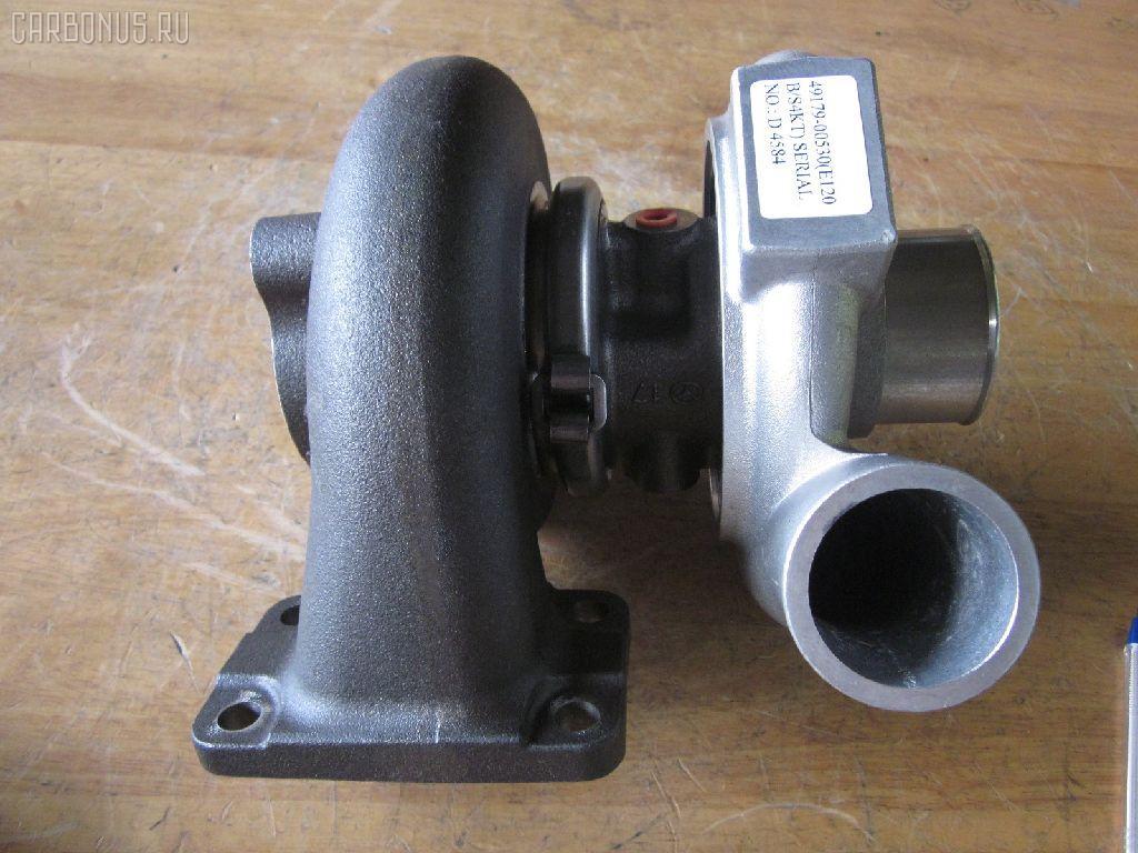 Турбина CATERPILLAR E120B E120B S4KT. Фото 7