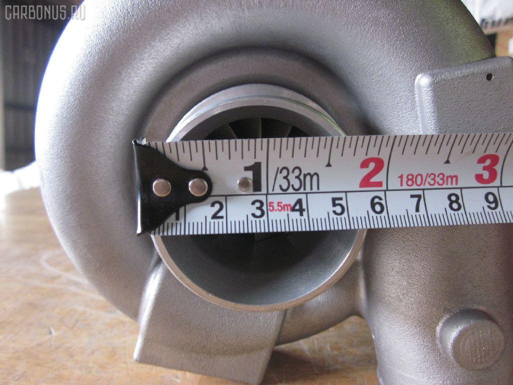 Турбина CATERPILLAR E120B E120B S4KT. Фото 11