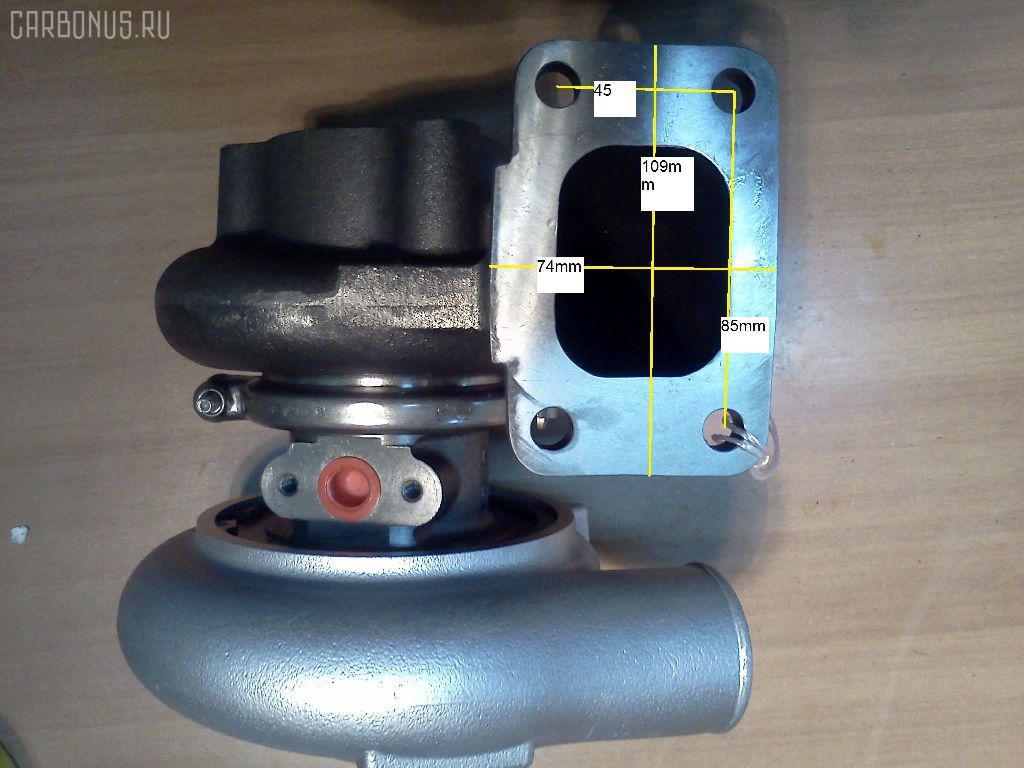 Турбина CATERPILLAR E120B E120B S4KT. Фото 2