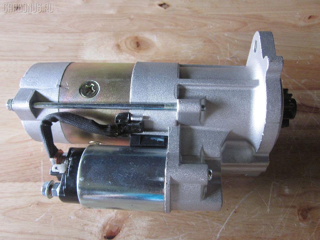 Стартер CATERPILLAR DP60 S4S Фото 1