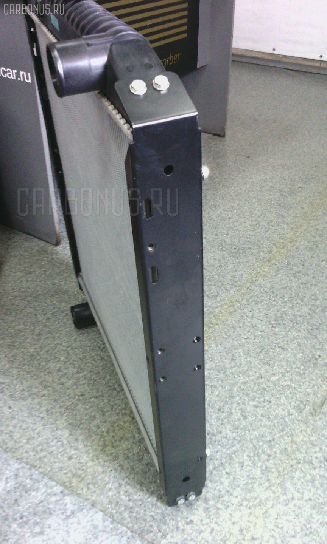 Радиатор ДВС HINO RANGER H07C Фото 1