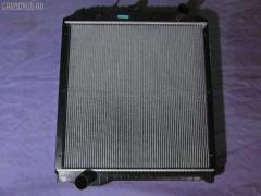 Радиатор ДВС Hino Ranger H07C Фото 3