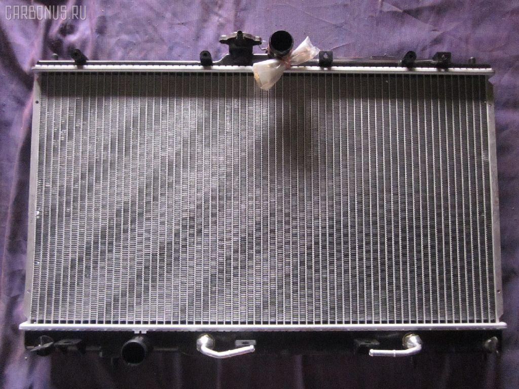 Радиатор ДВС MITSUBISHI LANCER CT9A 4G63T Фото 2