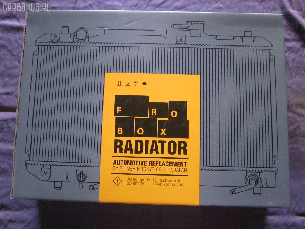 Радиатор ДВС SUBARU BAJA BT6 EJ251 Фото 1