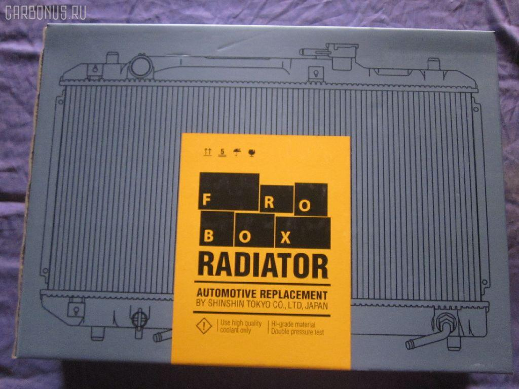 Радиатор ДВС SUBARU BAJA BT6 EJ251 Фото 2