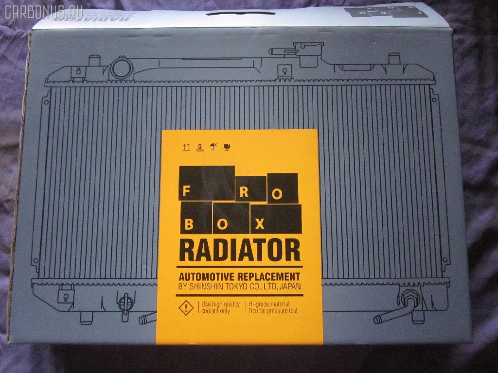 Радиатор ДВС SUBARU OUTBACK H6 Фото 2