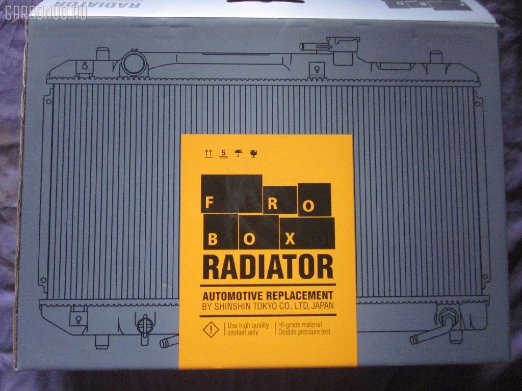 Радиатор ДВС SUBARU OUTBACK H6. Фото 2