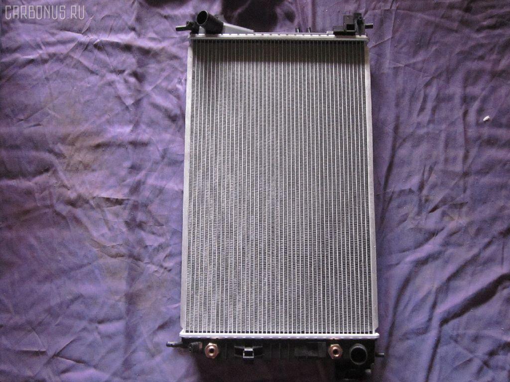 Радиатор ДВС OPEL VECTRA C Z02 Z22SE Фото 1