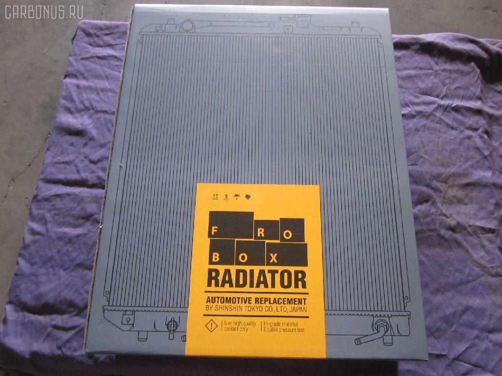 Радиатор ДВС OPEL VECTRA C Z02 Z22SE Фото 2