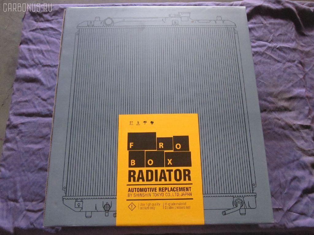 Радиатор ДВС OPEL VECTRA B J96 Фото 1
