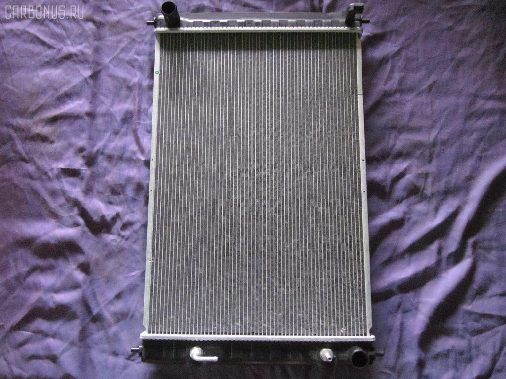 Радиатор ДВС NISSAN MURANO PNZ51 VQ35DE Фото 1