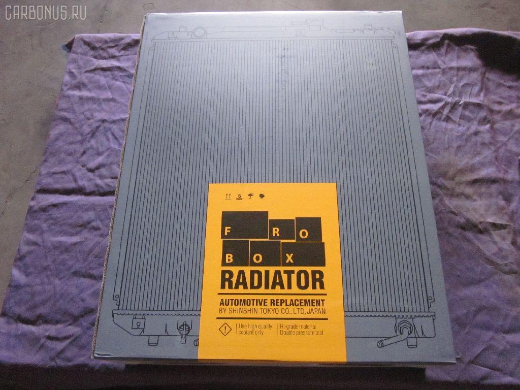 Радиатор ДВС HONDA ACCORD J35Z2 Фото 4