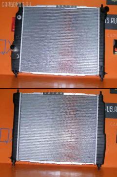 Радиатор ДВС CHEVROLET AVEO T250 FROBOX FX-036-7229