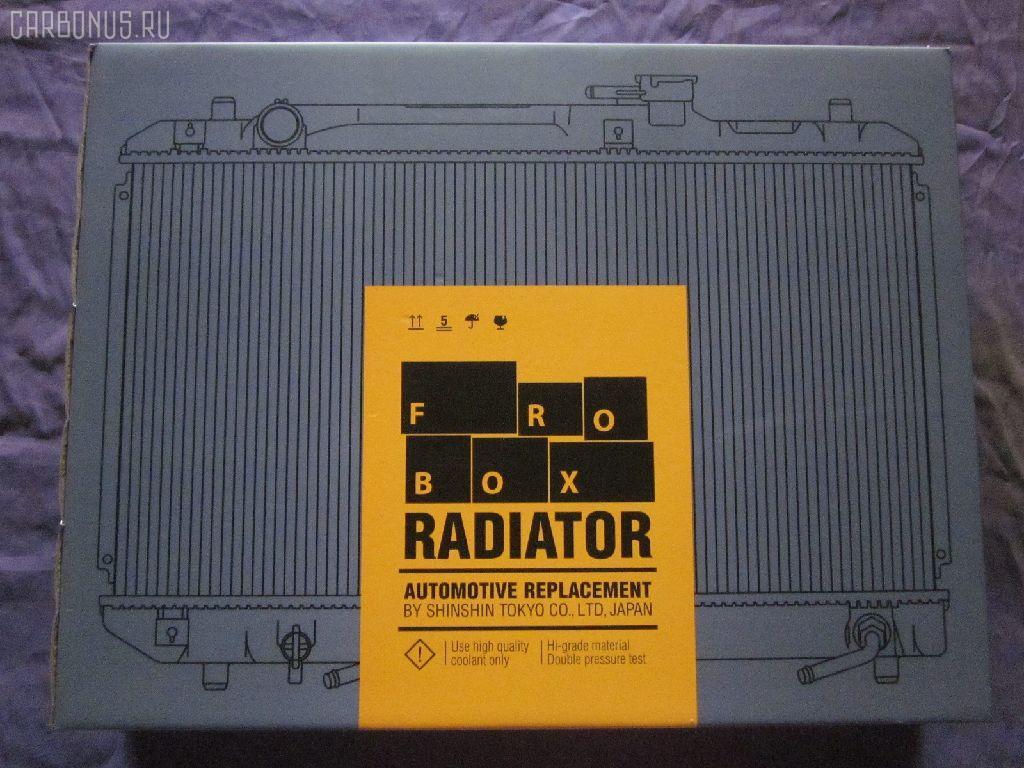 Радиатор ДВС CHEVROLET LACETTI J200 Фото 2