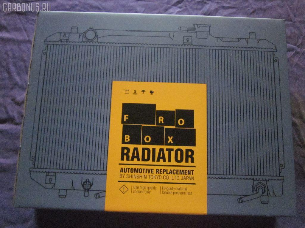 Радиатор ДВС CHEVROLET LACETTI J200 Фото 1