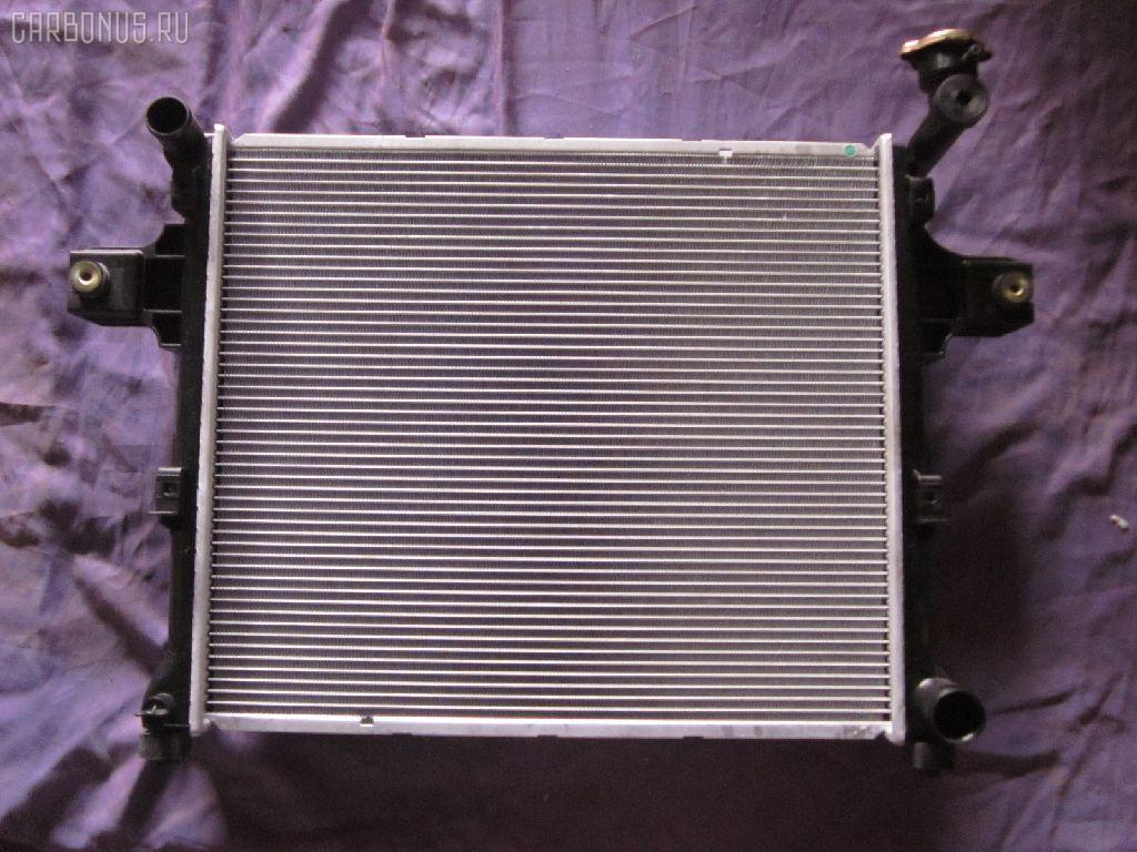 Радиатор ДВС JEEP GRAND CHEROKEE III WH Фото 1