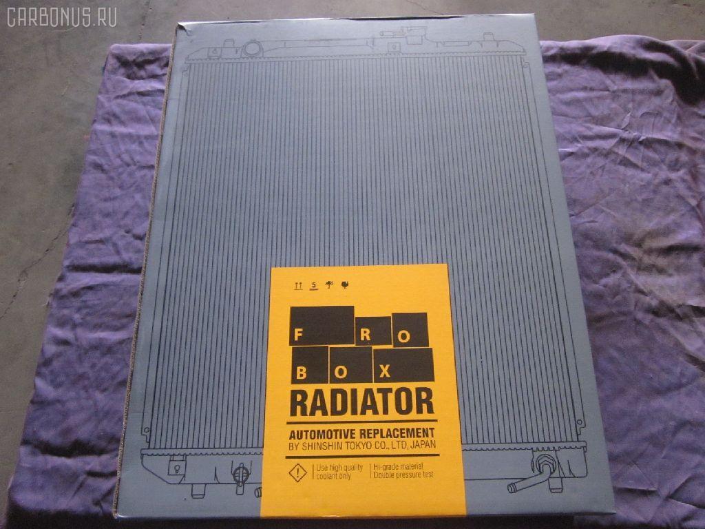 Радиатор ДВС JEEP GRAND CHEROKEE III WH Фото 2