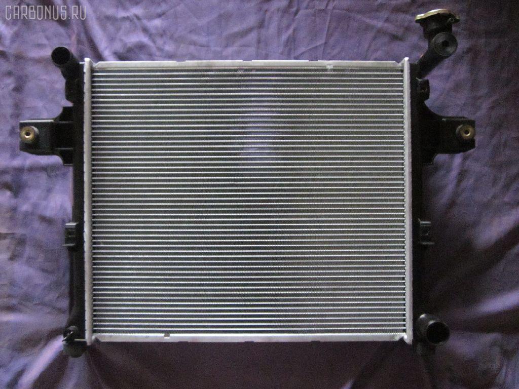 Радиатор ДВС JEEP GRAND CHEROKEE III WH EZB Фото 1
