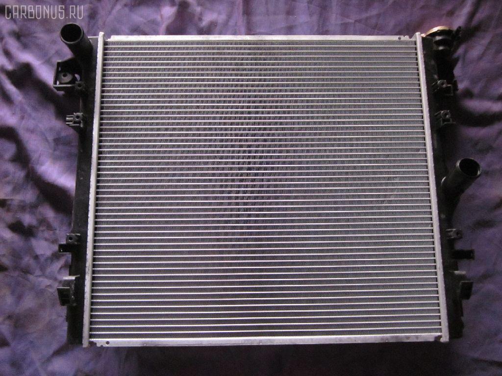 Радиатор ДВС JEEP WRANGLER III JK EGT Фото 1