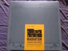 Радиатор ДВС ACURA SLX UBS25 6VD1 FROBOX FX-036-8477