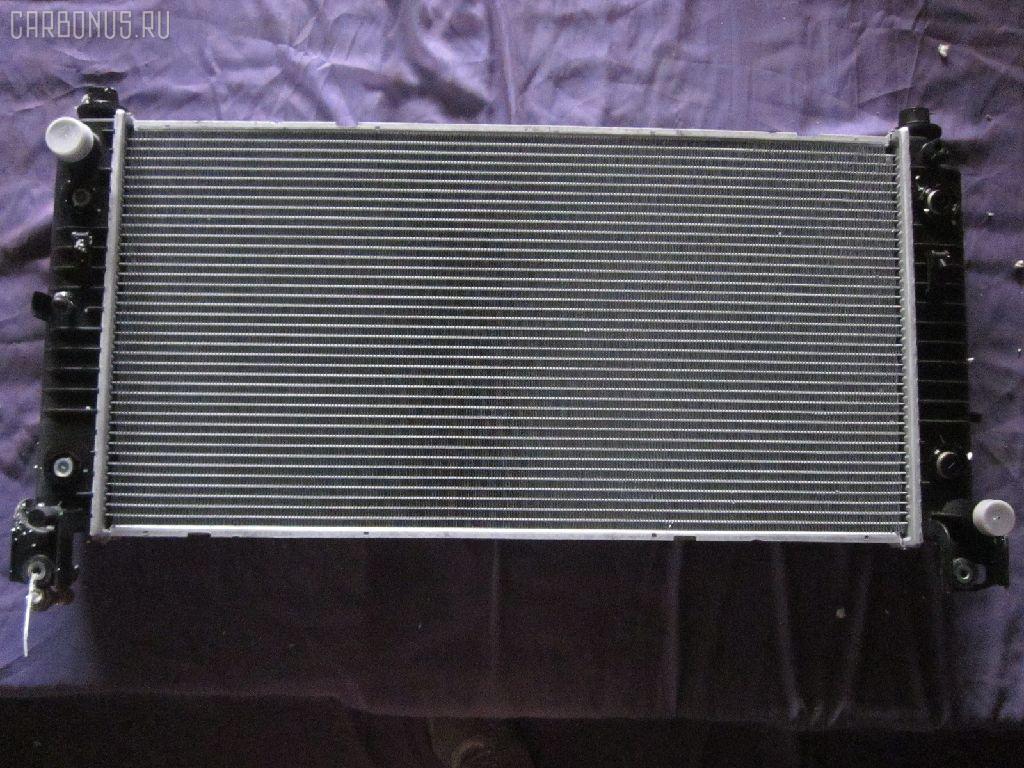 Радиатор ДВС CADILLAC ESCALADE K63 Фото 1
