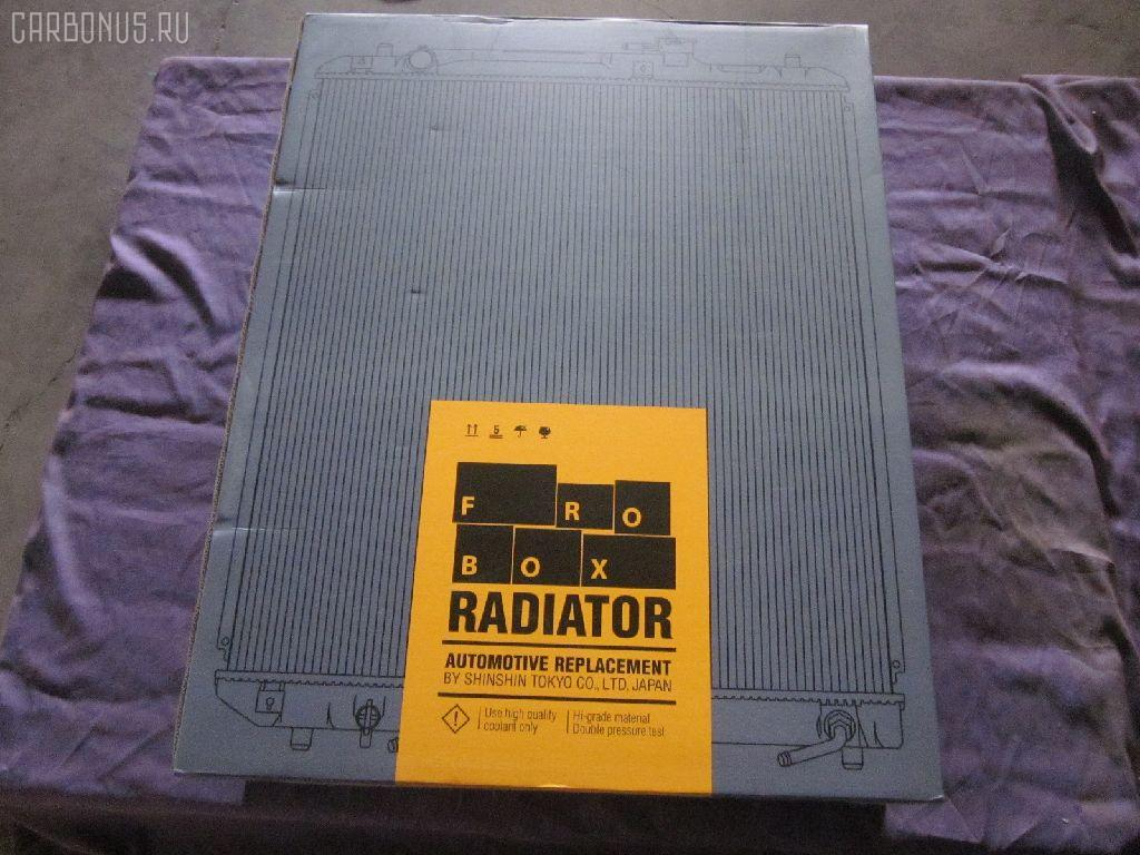 Радиатор ДВС FORD FOCUS III CB8. Фото 6
