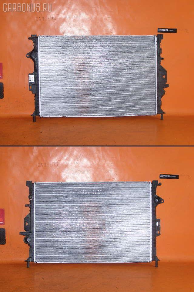 Радиатор ДВС FROBOX FX-036-7812 на Ford Mondeo Iv CA2 Фото 1