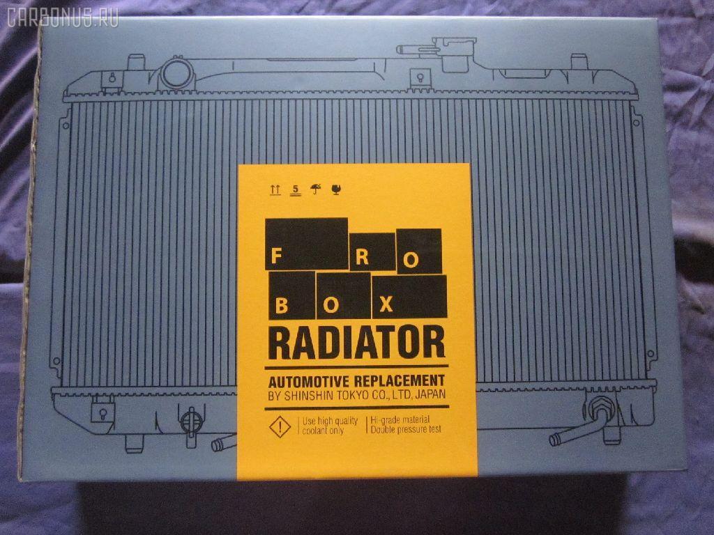 Радиатор ДВС Ford Focus CAK Фото 1