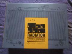 Радиатор ДВС на Ford Usa Focus II AU FROBOX FX-036-8435