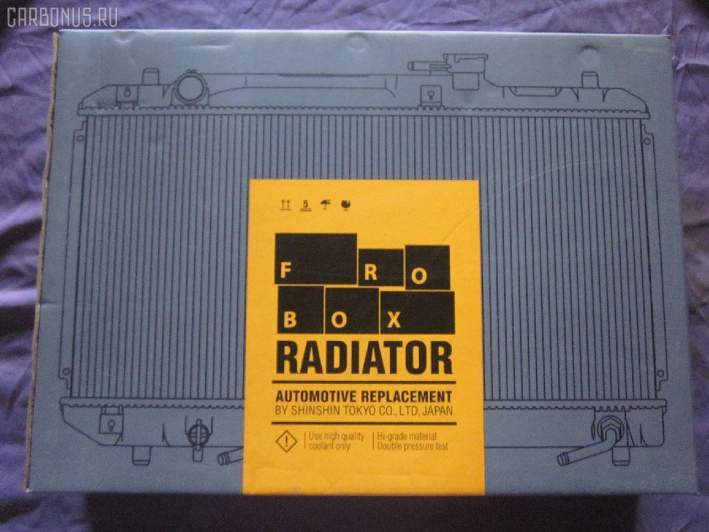 Радиатор ДВС FORD MONDEO III GE Фото 2