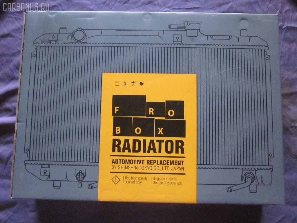 Радиатор ДВС FORD MONDEO III GE Фото 1