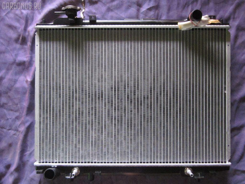 Радиатор ДВС FORD RANGER EQ Фото 1