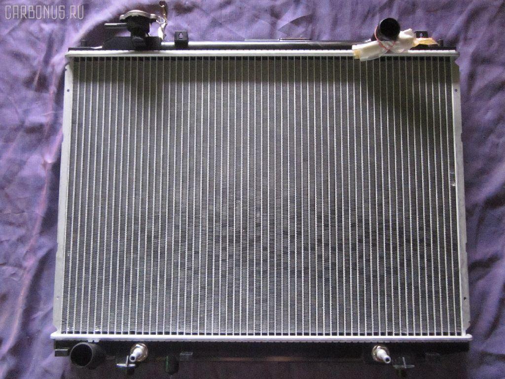 Радиатор ДВС FORD RANGER EQ Фото 2