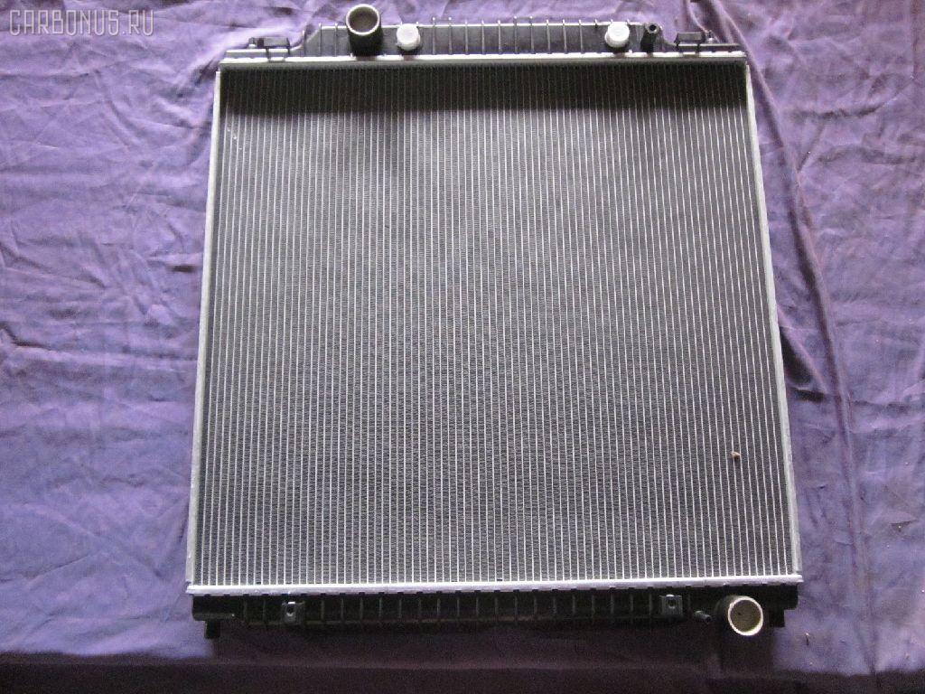 Радиатор ДВС FORD USA F-SERIES F250SD/F550SD F7 Фото 1