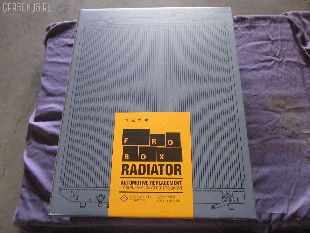 Радиатор ДВС FROBOX FX-036-7812 на Ford Focus Iii CB8 Фото 1