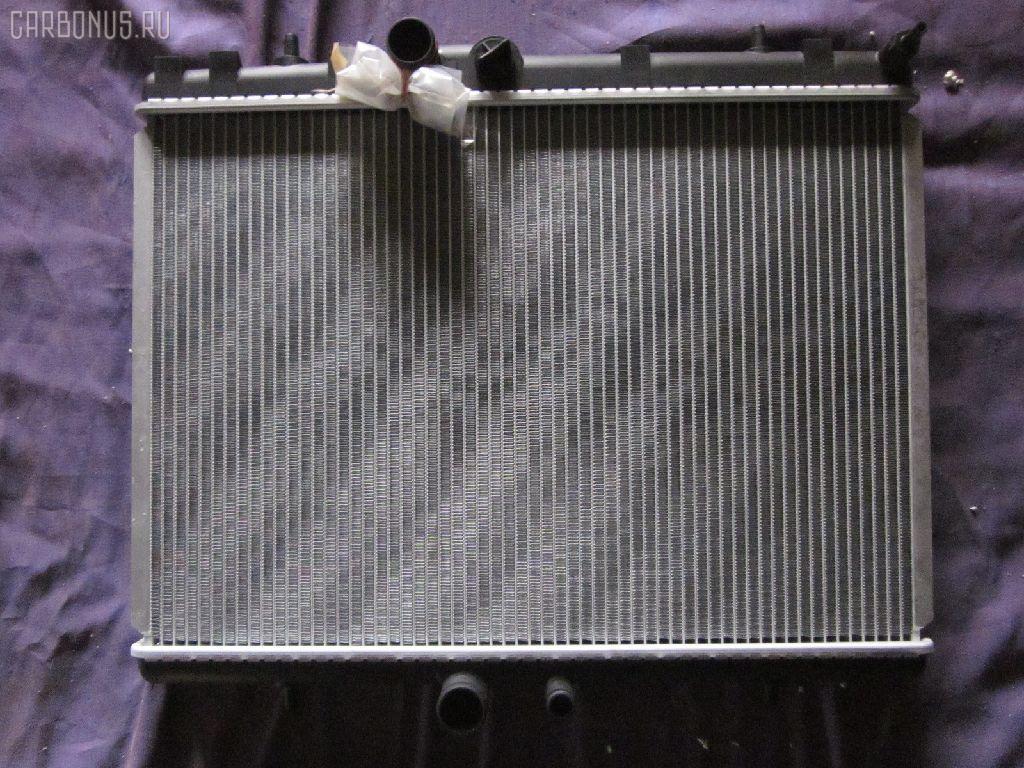 Радиатор ДВС CITROEN C4 LCRHR RHR-DW10BTED4 Фото 1