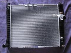 Радиатор ДВС Chevrolet Aveo T250 Фото 2