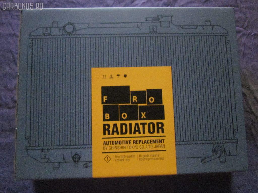 Радиатор ДВС CHEVROLET CAMARO P22. Фото 1