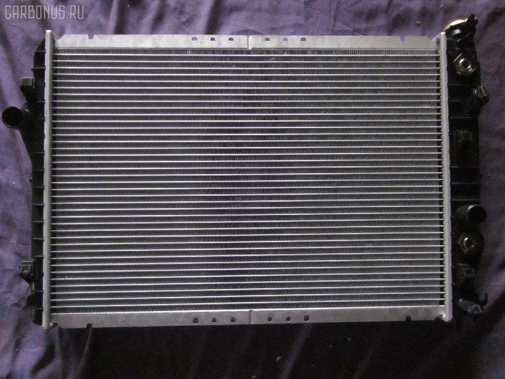 Радиатор ДВС CHEVROLET CAMARO P32 Фото 1