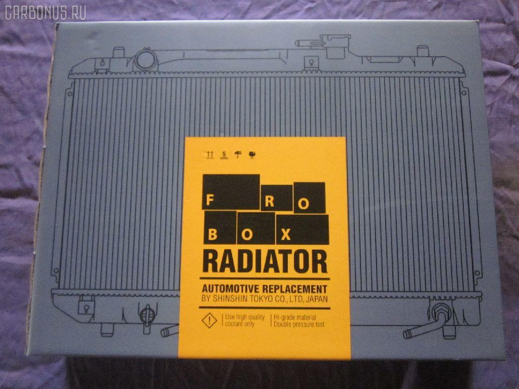 Радиатор ДВС CHEVROLET CAMARO P32 Фото 2
