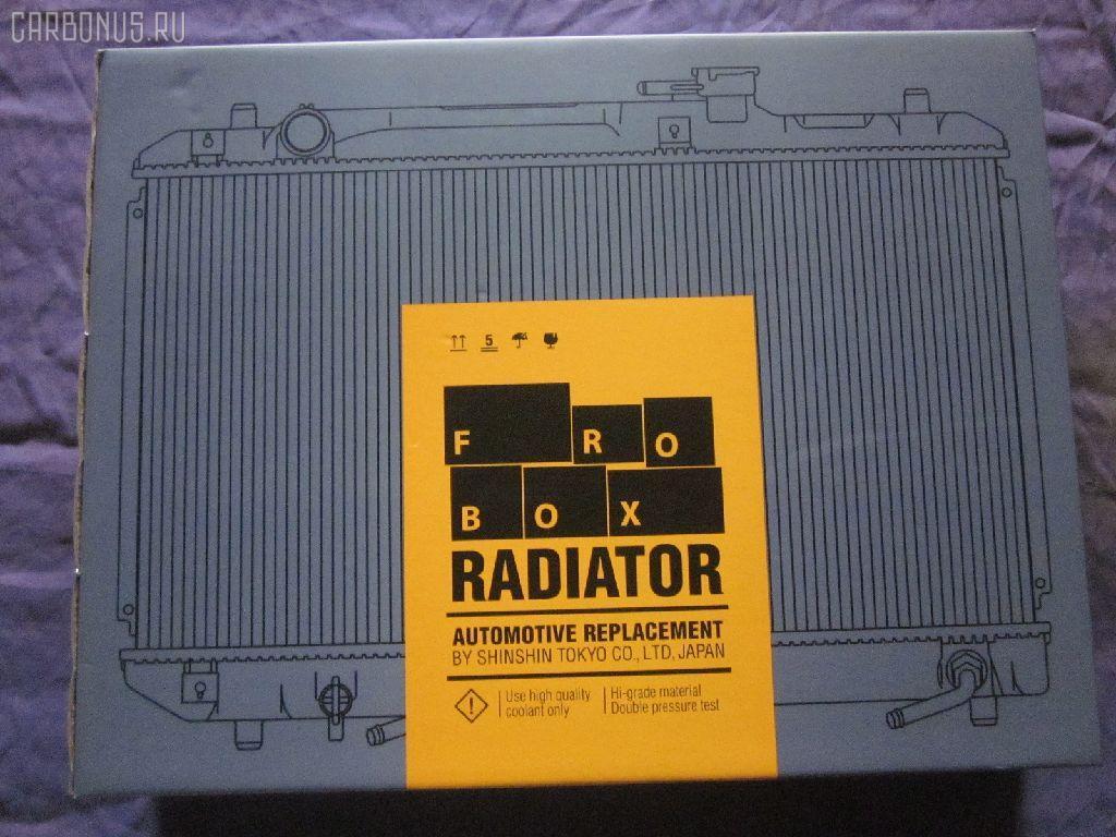 Радиатор ДВС CHEVROLET CORVETTE V8 Фото 1