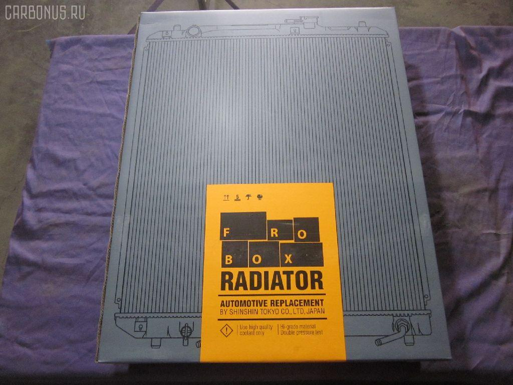 Радиатор кондиционера VAG FROBOX FX-267-4274 на Audi A3 8P1 Фото 1