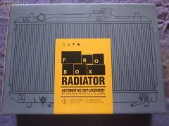 Радиатор кондиционера BMW X5 E53 M54 FROBOX FX-267-7493