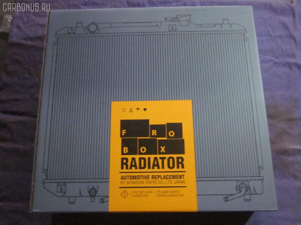 Радиатор кондиционера BMW X3 E83 M54 Фото 1
